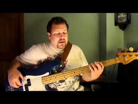 Bad Romance (by Lady Gaga) - Bass Lesson How to Play