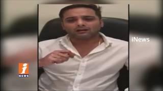 Hero Tarun Talk About SIT Investigatio in Tollywood Drug Case | iNews - INEWS
