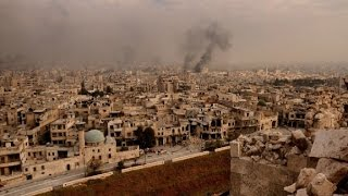 Syrian regime: Stay and be bombed or flee and starve - CNN