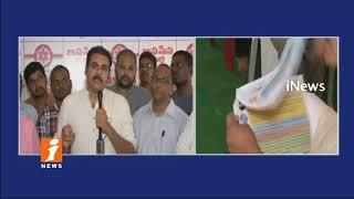 JanaSena Chief Pawan Kalyan Response On Dredging Company Privatization Issues | iNews - INEWS