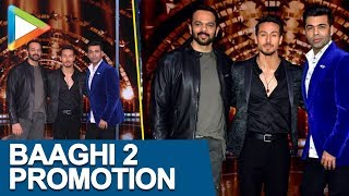 Baaghi 2 Promotion | Tiger Shroff On India's Next Superstars - HUNGAMA