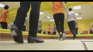 Американский степ в Танцквартале