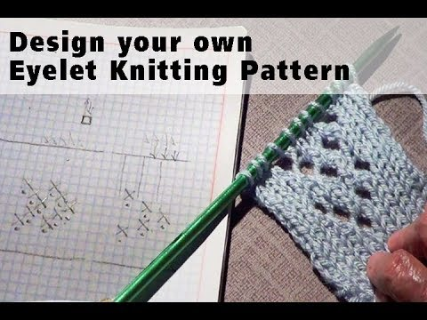 How to Design Your Own Knitting Pattern