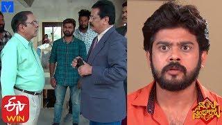Naalugu Sthambalata Serial Promo - 27th January 2020 - Naalugu Sthambalata Telugu Serial - MALLEMALATV