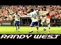 Randy West vs. Olimpique Lyonnais UCL Ser Leyenda PES 2013