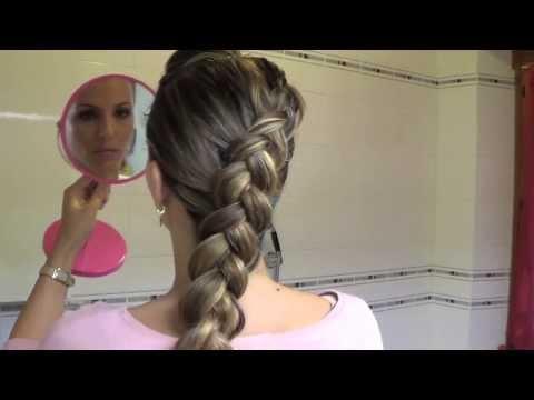 2 COAFURI USOARE, HAIR STYLE BRAID
