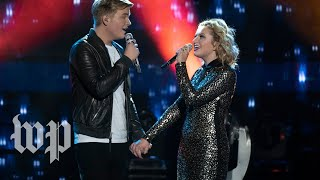 The final two 'American Idol' contestants are dating - WASHINGTONPOST