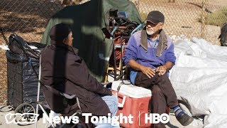 LA's Homeless Surge & Merkel Steps Down: VICE News Tonight Full Episode (HBO) - VICENEWS