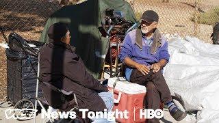LA's Homeless Surge & Merkel Steps Down: VICE News Tonight Full Episode (HBO) - VICENEWS