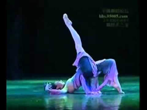 Chinese classical dance 爱莲说 lotus) 邵俊婷