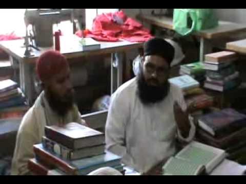 Mnazra Hiyat ul Nabi(s a a w) by Maulana Muhammad Nwaz Sahib (Faisalabadi)p 9