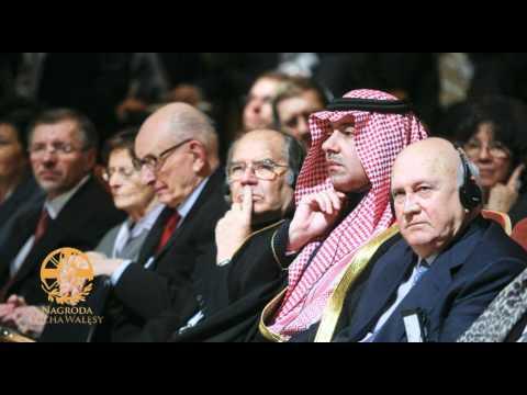 Król Arabii Saudyjskiej dostał Nagrodę Lecha Wałęsy