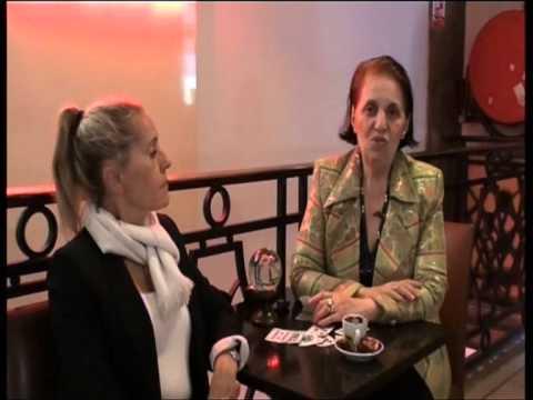 Voyantes Magda of Paris et Denise au Virgin Café de Paris (Jeudi 4 octobre 2012) :