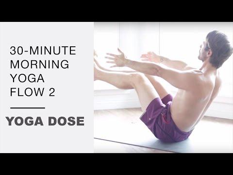 Morning Yoga with Tim