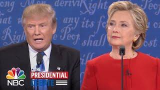 Donald Trump and Hillary Clinton Spar Over ISIS | NBC News - NBCNEWS
