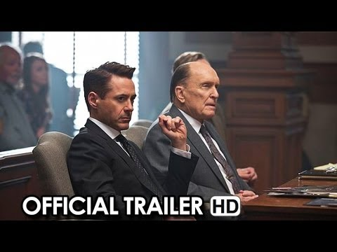 The Judge Official Trailer #1 (2014) HD