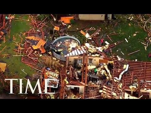 Tornadoes In Wisconsin And Oklahoma Leave Two Dead | TIME