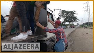 🇭🇳 Hundreds of new Honduran migrants begin journey to US l Al Jazeera English - ALJAZEERAENGLISH
