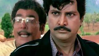 Mohan Babu Tries To Fool Villagers | Kondaveeti Donga Drama Scene - LEHRENTELUGU