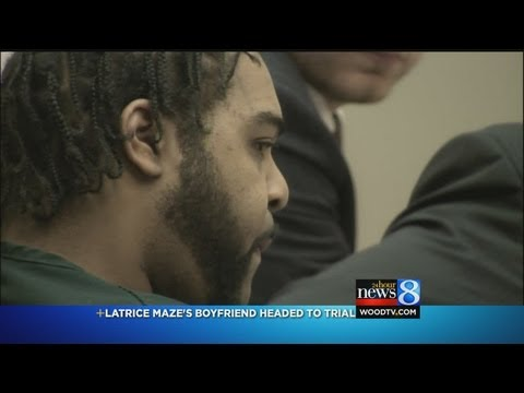 Hoskins to stand trial in Maze's murder