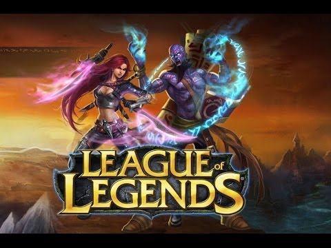 شرح ليق اوف لجندز#2 (شرح الخريطة) | League of Legends#2