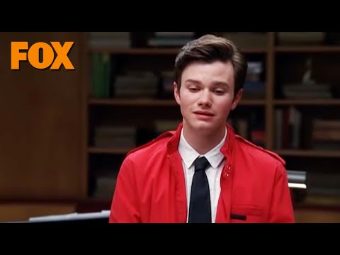 GLEE 2x03 I want to hold your hand The Beatles