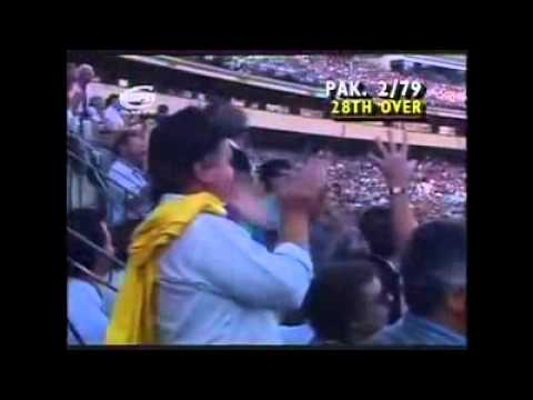 pakistan imran khan best match world cup 1992