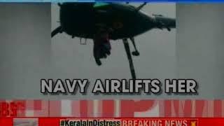 Kerala in Distress: Kerala cries for help; at least 324 perish in rains - NEWSXLIVE