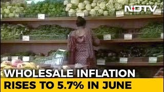 Wholesale Inflation Soars To Highest Level In Over Four Years - NDTV