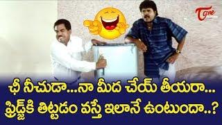 Comedian Sudhakar Hit Comedy Scenes Back To Back | Telugu Comedy Videos | NavvulaTV - NAVVULATV