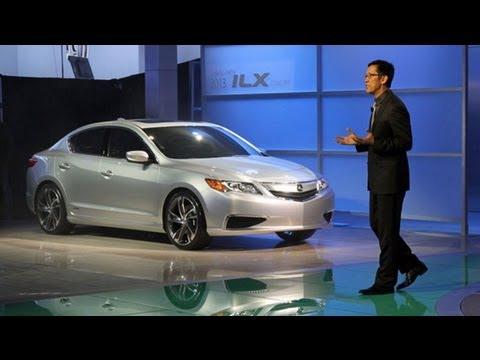 2013  Acura ILX Concept -- 2012 Detroit Auto Show