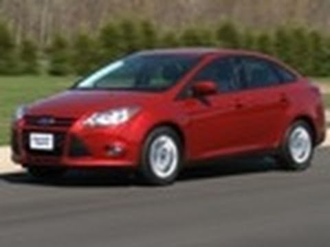 2012 Ford Focus first drive from Consumer Reports
