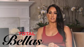 Nikki Bella Can't Decide Who Will Walk Her Down the Aisle | Total Bellas | E! - EENTERTAINMENT