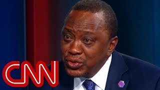 President: Gay rights 'of no importance' in Kenya - CNN