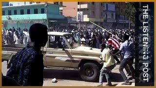 🇸🇩 Sudan's protests: Defying Bashir's media blackout | The Listening Post (Lead) - ALJAZEERAENGLISH