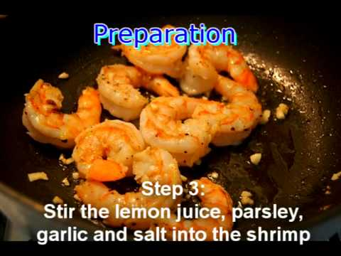 Recipes Using Cooked Shrimp — The
