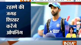 Top Sports News   22nd October, 2017 - INDIATV