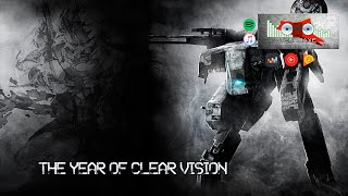 Royalty FreeRock:The Year of Clear vision