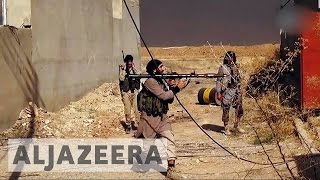 Battle for Mosul: ISIL loses ground in Mosul but responds in Rutba - ALJAZEERAENGLISH