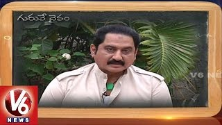 Actor Suman about his Teachers   Teacher's Day Special