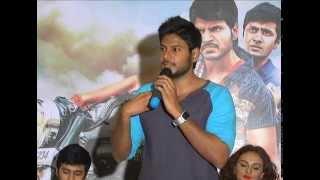 Tiger Movie Success Meet - TFPC   Sundeep Kishan, Rahul Ravindran, Seerat Kapoor - TFPC