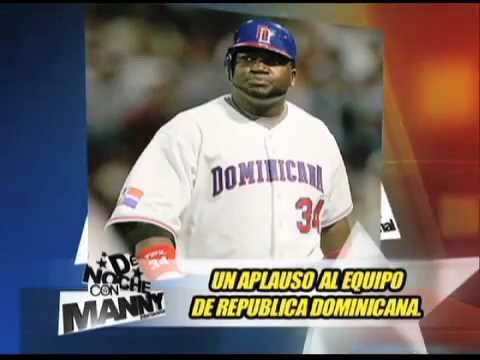 REPUBLICA DOMINICANA CAMPEON!! PERO NO DOMINICANA!!