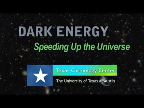Dark Energy: Speeding Up the Universe