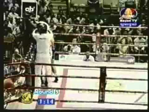 CTN Boxing Eh Phutong vs Adam Shahir Kayoon pt3 On 20 11 2013