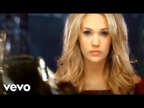 Carrie Underwood - Jesus, Take The Wheel