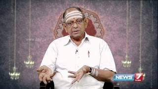 "Andrada Aanmigam 10-02-2016 ""Similarity between God and Government"" – NEWS 7 TAMIL Show"
