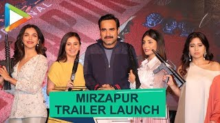 Mirzapur Official Trailer Launch | Amazon Prime Original Series | Part 1 - HUNGAMA
