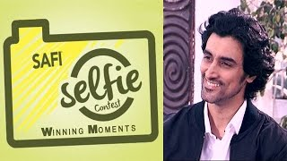 #Safiselfie Contest winners meet Kunal Kapoor | EXCLUSIVE