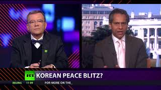 CrossTalk: Korean peace blitz? - RUSSIATODAY