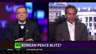 CrossTalk: Korean peace blitz? - RUSSIATODAY